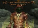 Captain Berlon Bilgewater