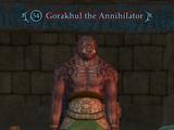 Gorakhul the Annihilator