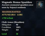 MagmaticBronzeSpaulders