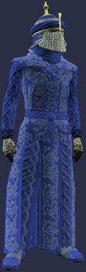 Pristine Tailored Swiftcloth robe