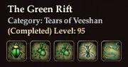 The green Rift