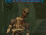 An Ara' Dal metallurgist (Heroic)