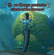 An Onaya protector