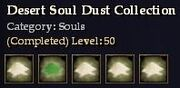CQ souls desertsouldust Journal
