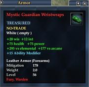Mystic Guardian Wristwraps