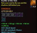 Scythe of the Sun