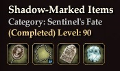 Shadow-marked Items