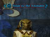 Sslan'yiz the Animator