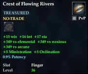 Crest of Flowing Rivers
