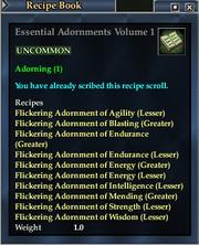 Essential Adornments Volume 1