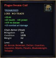 Plague Swarm Coif