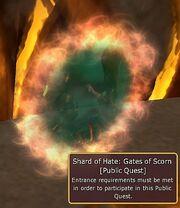 Shard of Hate-Gates of Scorn