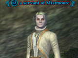 A servant of Mistmoore
