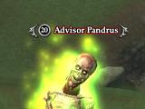 Advisor Pandrus