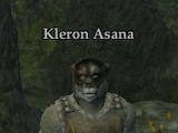 Kleron Asana