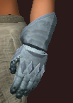 Acolyte's Wrought Plate Gloves (Equipped)