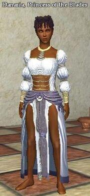 Danaria, Princess of the Blades