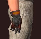 Pyrelink Gloves worn