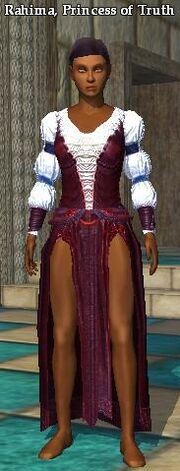 Rahima, Princess of Truth