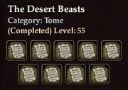 The Desert Beasts