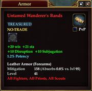 Untamed Wanderer's Bands