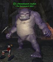 A Stonemunch crusher