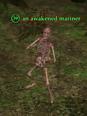 An awakened mariner