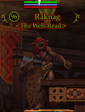 Raknag (Advanced Solo)
