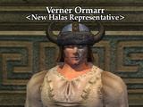 Verner Ormarr