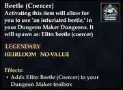 Beetle (Coercer)