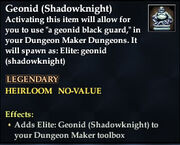 Geonid (Shadowknight)