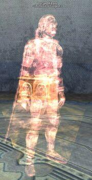 Lucan D'Lere ghost
