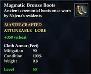 MagmaticBronzeBoots