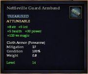 Nettleville Guard Armband