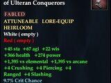Resplendent Shoulderguards of Ulteran Conquerors