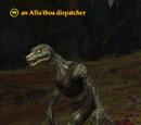 An Allu'thoa dispatcher