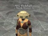 Aric Pickhall