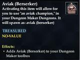 Aviak (Berserker)