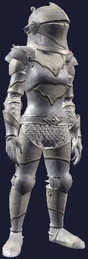 Tynnonite vanguard (Equipped)
