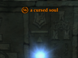 A cursed soul