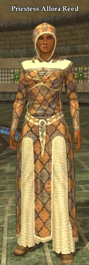 Priestess Allora Reed