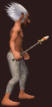 Sunsleeper's Staff (Equipped)