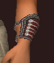 Woven augmented wristguards (Equipped)