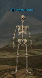A brittle skeleton (Graveyard)