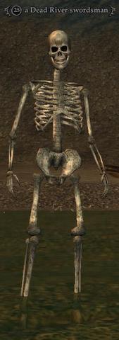 Dead River swordsman