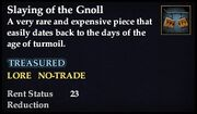 Slaying of the Gnoll
