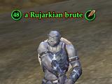 A Rujarkian brute