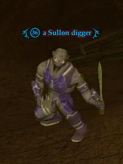 A Sullon digger