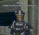 Akina