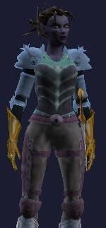 Awakened Scaleguard chain leggings (Visible)